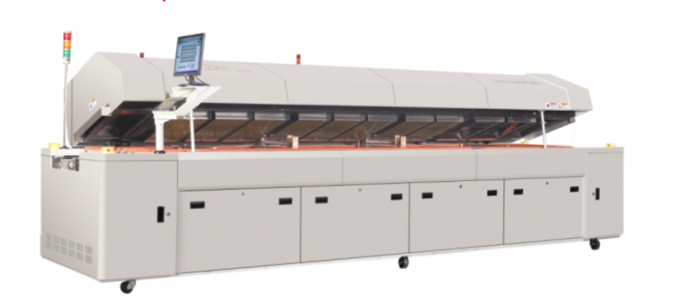 Top Lead Free Hot Air Reflow Oven
