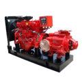 Automatic Diesel Fire Fighting Water Pump