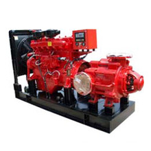 Automatic Diesel Fire Fighting Water Pump