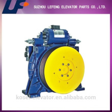 Motanari MCG150 máquina de tracción de ascensor, máquina de tracción de elevadores sin engranajes, máquinas de ascensor y motores