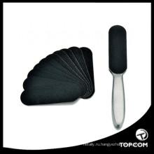 Лучший инструмент для ухода за ногтями с металлической поверхностью для удаления жесткой кожи