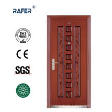 Новый дизайн и горячая Распродажа эконом стальные двери (РА-S095)