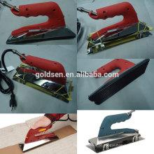 800W poder elétrico aquecimento carpete Seaming ferro