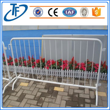 Construction Crowd Control Barriers en venta
