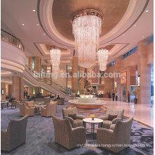 2017 Modern Crystal Giant Chandelier Lighting Ceiling Lamp