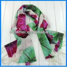 floral pashmina