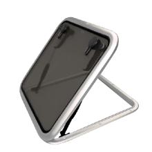 Ojo de buey de aluminio marino genuino Metal ovalado personalizado Diámetro redondo ABS Escotilla antienvejecimiento Escotilla de ventana lateral Cubierta de escotilla Cabina