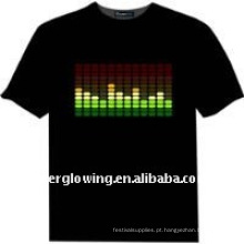 t-shirt brilhante