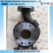 Sand-Casting-Edelstahl / legierter Stahl / Titanium Durco Pump Casing