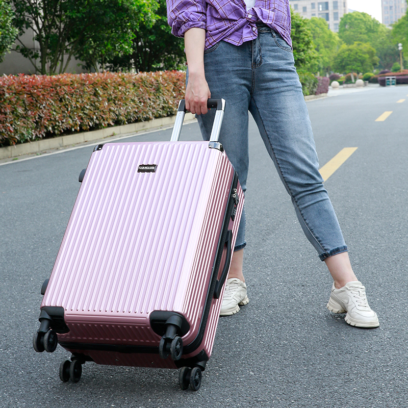 abs pc zip luggage