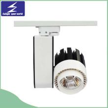 30W Qualitäts-COB LED Schienen-Scheinwerfer
