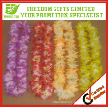 Customized Promotion Hawaii Flower Necklace