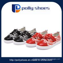 Vente en gros Chaussures plates Chaussures enfants bon marché en Chine