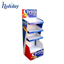 Boîtes d'affichage de compteur imprimées personnalisées, affichage de compteur de carton