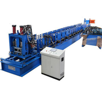 완전 자동 CZ 단면 Purlin Roll Forming Machine
