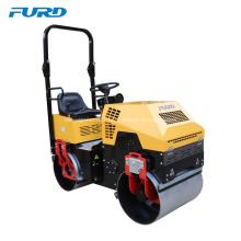 Mini Gasoline Engine Hydraulic Electric Road Roller