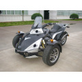 Racing rojo triciclo motocicleta ATV con 250cc (KD 250MB 2)