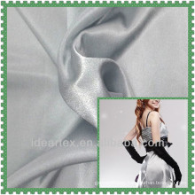 Polyester Satin Fabric for Lady Dress