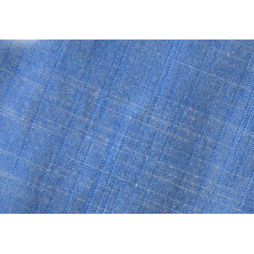 Heavy Slub Dyed Woven Fabric For Jeans