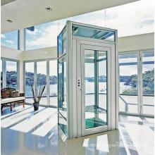 Aksen Accueil Ascenseur Villa Ascenseur Cabine en verre Mrl H-J010