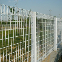 PVC Costed Roll Top BRC Wire Mesh Fence