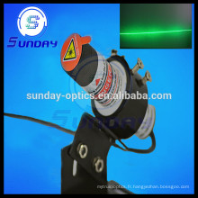 Module laser de ligne 532nm, 1mw, 5mw, 10mw, 20mw, 50mw