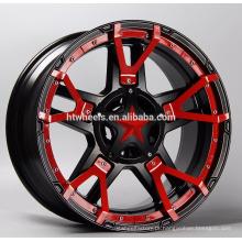 20 polegadas Hot sale custom design after market rodas de liga leve esportivas
