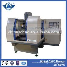 JK-6075 3d molds cnc engraver /cnc milling machine price