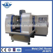 JK-6075 3d moldes cnc gravador /cnc preço de máquina de trituração