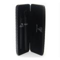 Waterproof 3D Fibra Cílios Mineral Cream 2 PCS / Set Mascara
