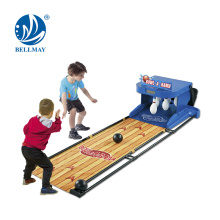 Indoor carpet environmental materials children bowling