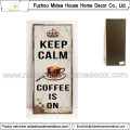 Latest Made in China Europe Style Custom Tin Signs