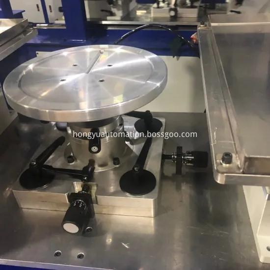 2 Color Ceramic Bowl Cup Dish Pad Printing Machine 5