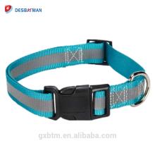 Chien de service Gilet Harnais Chien Vêtements Pet Accessoires D-ring 100% Nylon réfléchissant collier de chien