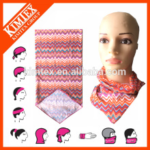 Multifunctional customized sport bandana wholesale headwear