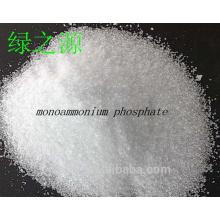 7722-76-1 MAP Fertilizante de fosfato de monoamonio de grado de agricultura