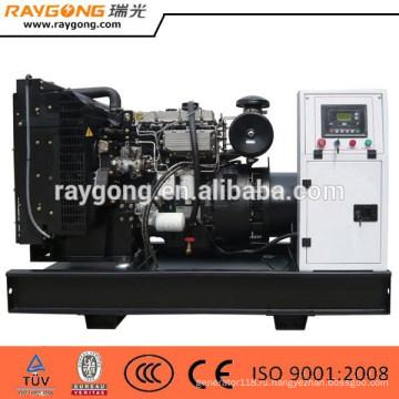 8 кВт дизельный генератор открытого типа комплектов комплект двигателя