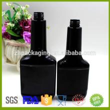 350ml PET schwarzer heißer Verkauf recycling Plastikflasche für Industrie