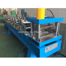 YTSING-YD-4510 Passed CE and ISO Full Automatic PLC Control C Purlin Machinery Manufacturer