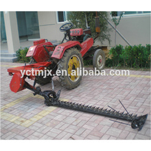 Tractor mounted 3 point hitch sickle bar mower