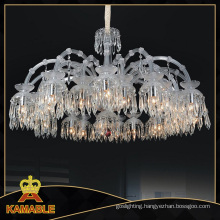 Home Hanging Crystal Chandelier Pendant Lamp (MD9820-12+12)