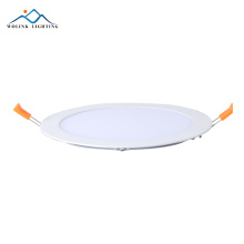 Emergency light rechargeable led suspended ceiling lighting panel 12w