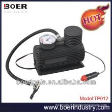 12 V DC Mini Compressor Inflating Compressor corpo de plástico