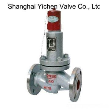 Válvula de reflujo de seguridad de tipo equilibrado para petróleo (YCAH42F)