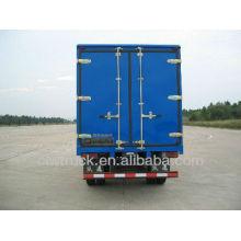 4x2 Iveco 20 cbm camión de cargo, camión furgón ligero