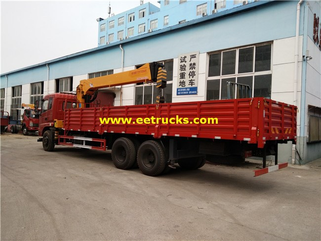 XCMG 10 Wheeler Crane Trucks