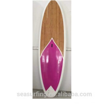 Bamboo stand up paddle boards bamboo sup board