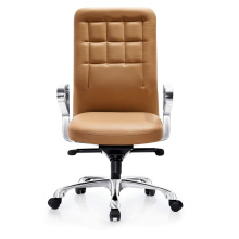 High Back Executive Office Commercial Leather Swivel Chair CEO Computer Chair