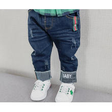 2018 Lavado New Design Crianças Moda Jeans Boa Qualidade Crianças Meninos Jeans