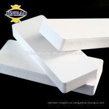 JINBAO Barato jardín blanco impermeable material tablero de espuma de pvc